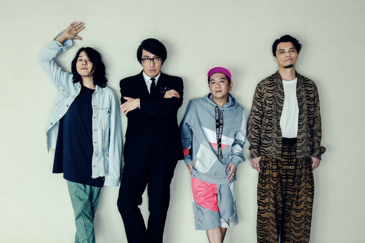 KICK THE CAN CREW × 岡村靖幸