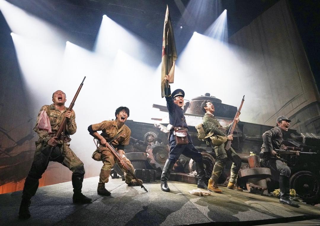 TEAM NACS第16回公演『PARAMUSHIR〜信じ続けた士魂の旗を掲げて』