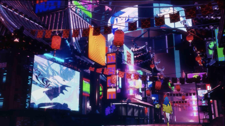 Ado「夜のピエロ(TeddyLoid Remix)」MV
