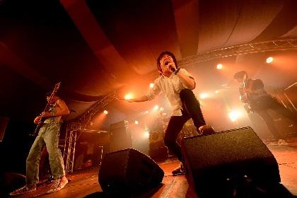 【フラワーカンパニーズ・山人音楽祭 2019】「30年分を、30分に」不屈のロックンロール・バンドが初登場