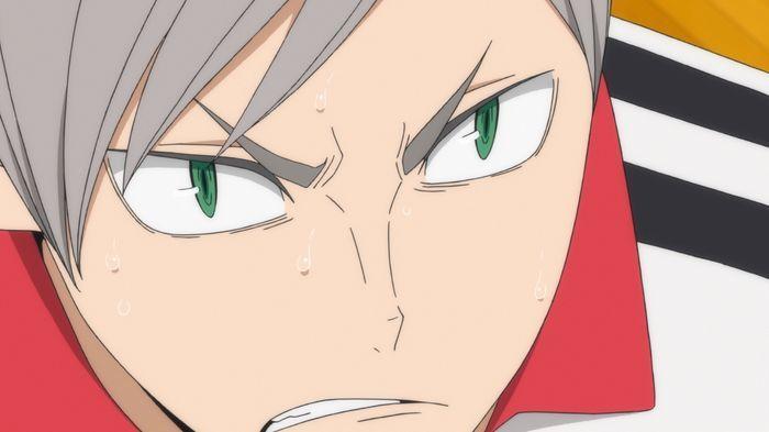 OVA『ハイキュー!! 陸 VS 空』より (C)古舘春一/集英社・「ハイキュー!!」製作委員会・MBS