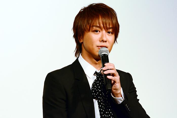 TAKAHIRO 舞台「MOJO」製作発表記者会見