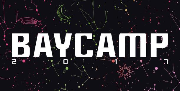 「BAYCAMP 2017」ロゴ