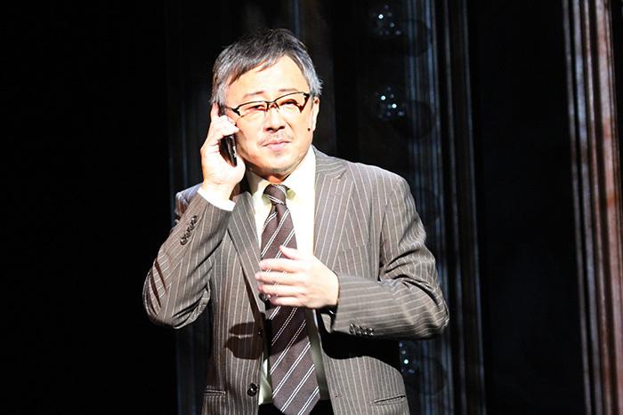 松尾貴史「マーダー・フォー・トゥー」