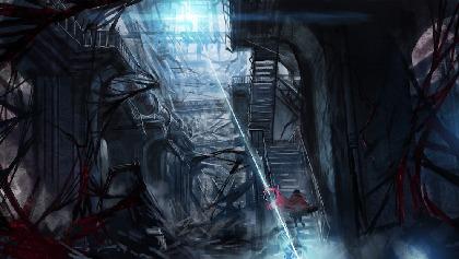 『甲鉄城のカバネリ』劇場中編アニメが2019年春に公開へ 無名にフォーカスを当て、TVシリーズから半年後の世界を描く