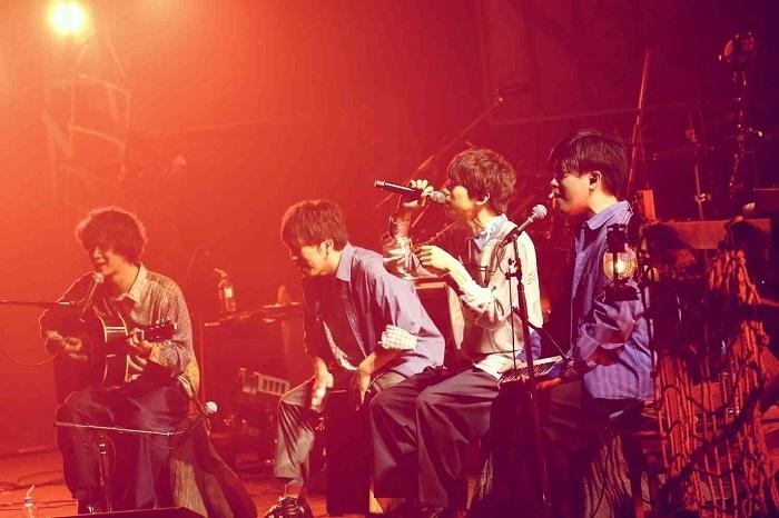 『sumika Online Live -Daily's Lamp- さいたまスーパーアリーナ』より (C)後藤壮太郎
