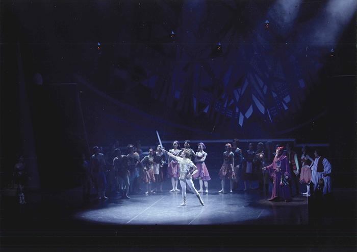 スターダンサーズバレエ団「ドラゴンクエスト」 2014年公演