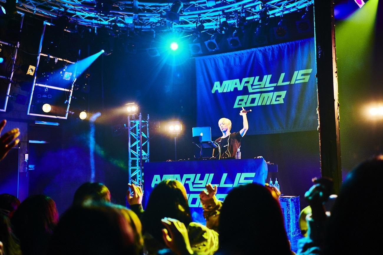 Amaryllis Bomb・DJ KOUKI