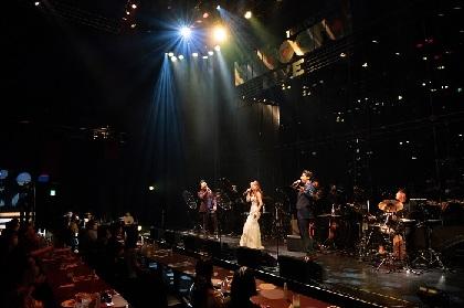 伊礼彼方、咲妃みゆ、坂元健児ほか出演 ビルボードライブツアー『プレミアム ミュージカル セレクション』がスタート 横浜・大阪公演も
