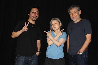 「ターニングポイントフェス〜関西小劇場演劇祭〜」について、わかぎゑふ、内藤裕敬、古川剛充が大いに語る