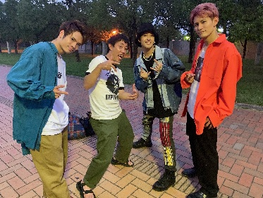 Beat Buddy BoiのSHUN、Toyotaka、RYOが、さらば青春の光・森田主演&脚本監修ドラマ『猪又進と8人の喪女』に出演