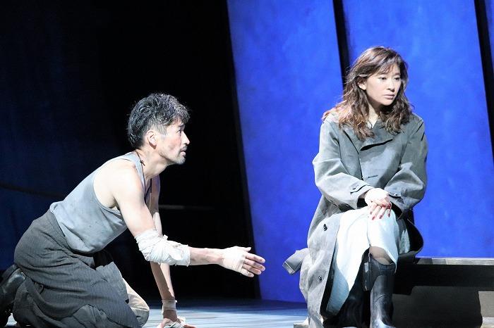 舞台『アンナ・クリスティ』