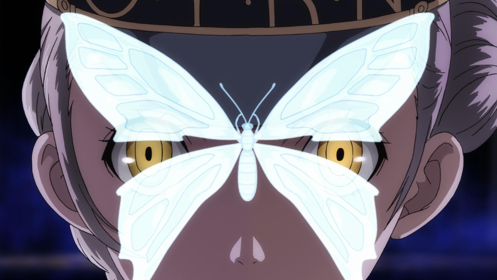 新オープニングより (C)ATLUS (C)SEGA/PERSONA5 the Animation Project