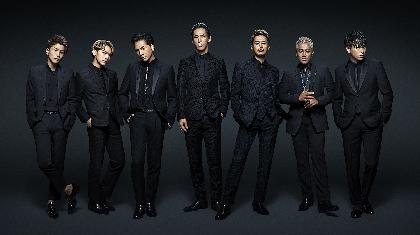 """三代目 J Soul Brothers 「J.S.B. HAPPINESS」MVは""""それぞれのメンバー内の宇宙""""を表現"""