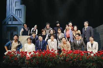福田悠太(ふぉ~ゆ~)「一年前に長澤まさみさんが使っていた鏡前を僕が今使っています」~山田ジャパン1月公演『優秀病棟 素通り科』が開幕