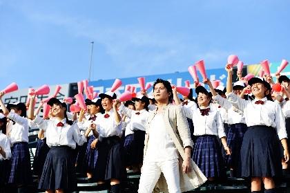 福山雅治 NHK高校野球テーマソング「甲子園」8月27日配信リリース、ジャケ写は小学生時代の福山