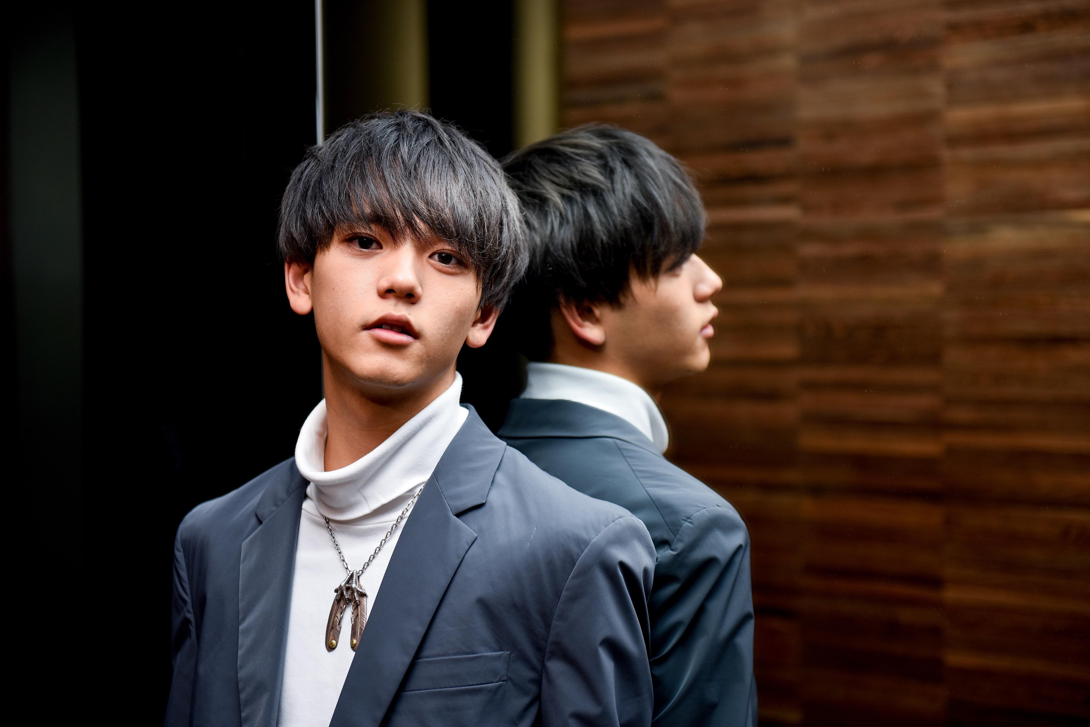 中島颯太(FANTASTICS from EXILE TRIBE)