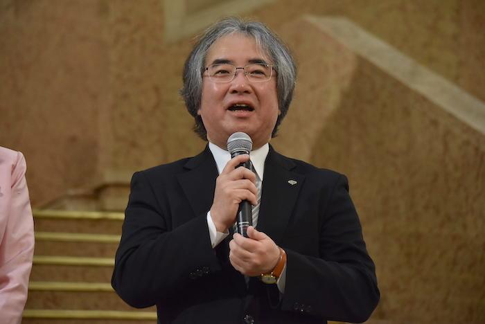 松竹の西村幸記取締役