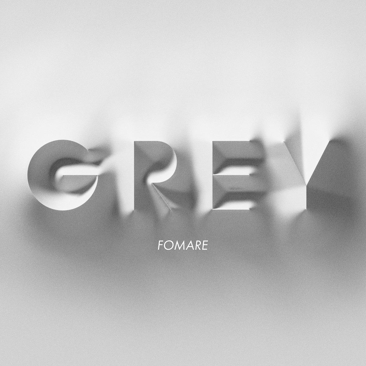 1st EP『Grey』