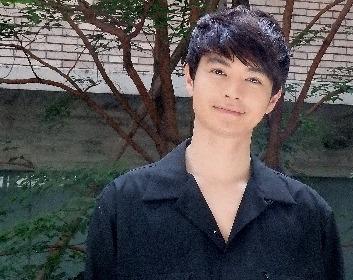 瀬戸康史が前川知大作の舞台『関数ドミノ』に出演、2017年版への意気込みを関西で語る