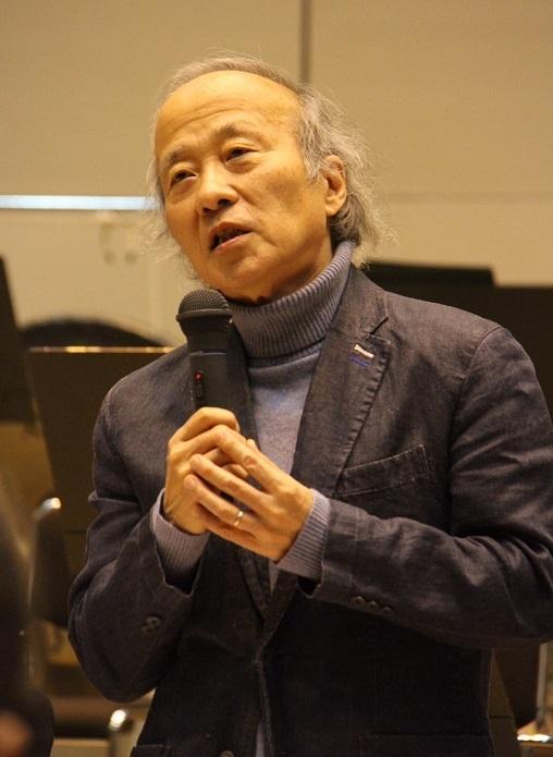 尾高忠明(大阪フィルハーモニー交響楽団 音楽監督) (C)H.isojima