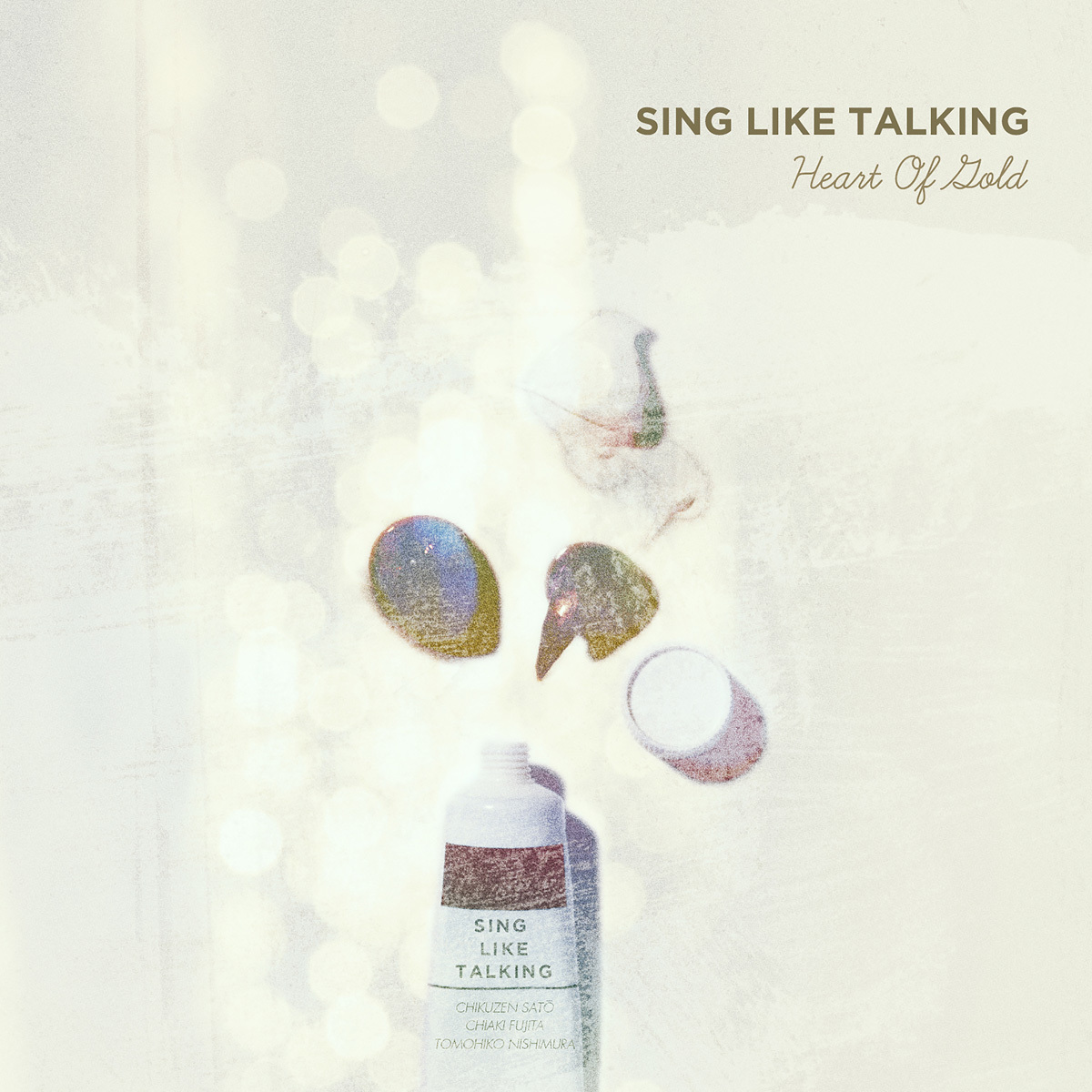 SING LIKE TALKING『Heart Of Gold』