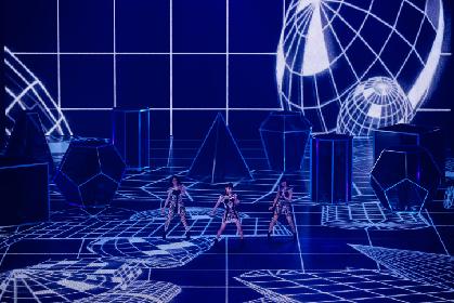 Perfume、約1年半ぶりの有観客ライブで新たなコール&レスポンスが誕生 今秋、全国5ヶ所をめぐるReframeツアー開催へ