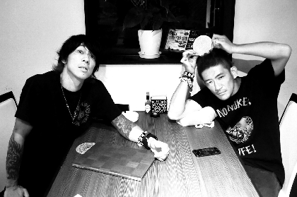 細美武士とTOSHI-LOWによるthe LOW-ATUS、1stアルバム『旅鳥小唄』収録曲より「通り雨」を先行配信