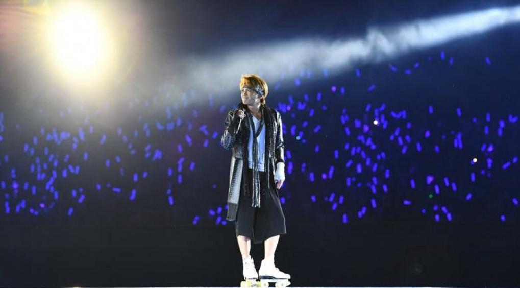 昨年の『BLUE☆LIGHT Celebration』の様子