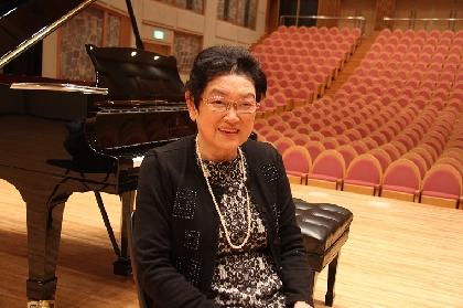 パリで研鑽を積み、演奏活動60周年を迎えるピアニスト池田洋子に聞く