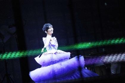 坂本真綾、3月開催の25周年記念LIVE『約束はいらない』がWOWOWで6/27放送決定
