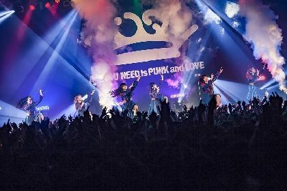 BiSH メジャー2ndアルバムを11月にリリース、学生限定&女性限定ツアーも開催