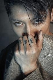 MIYAVI、7月に3年ぶりのソロアルバム『NO SLEEP TILL TOKYO』を発売決定 ジャケットは石田スイが描き下ろし