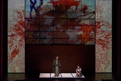 まもなく開幕、川端康成原作:オペラ《眠れる美女》日本初演、直前舞台稽古レポート