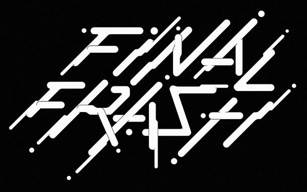 FINAL FRASHロゴ