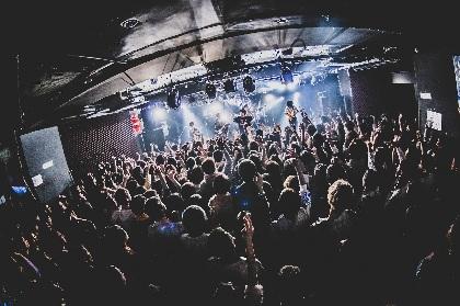 Novelbright 期待と想像の上をいく熱狂のステージ、超満員のツアー・東京公演をレポート