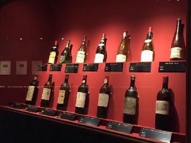 """国内初の大規模展示!上野の""""ワイン展""""とは?"""