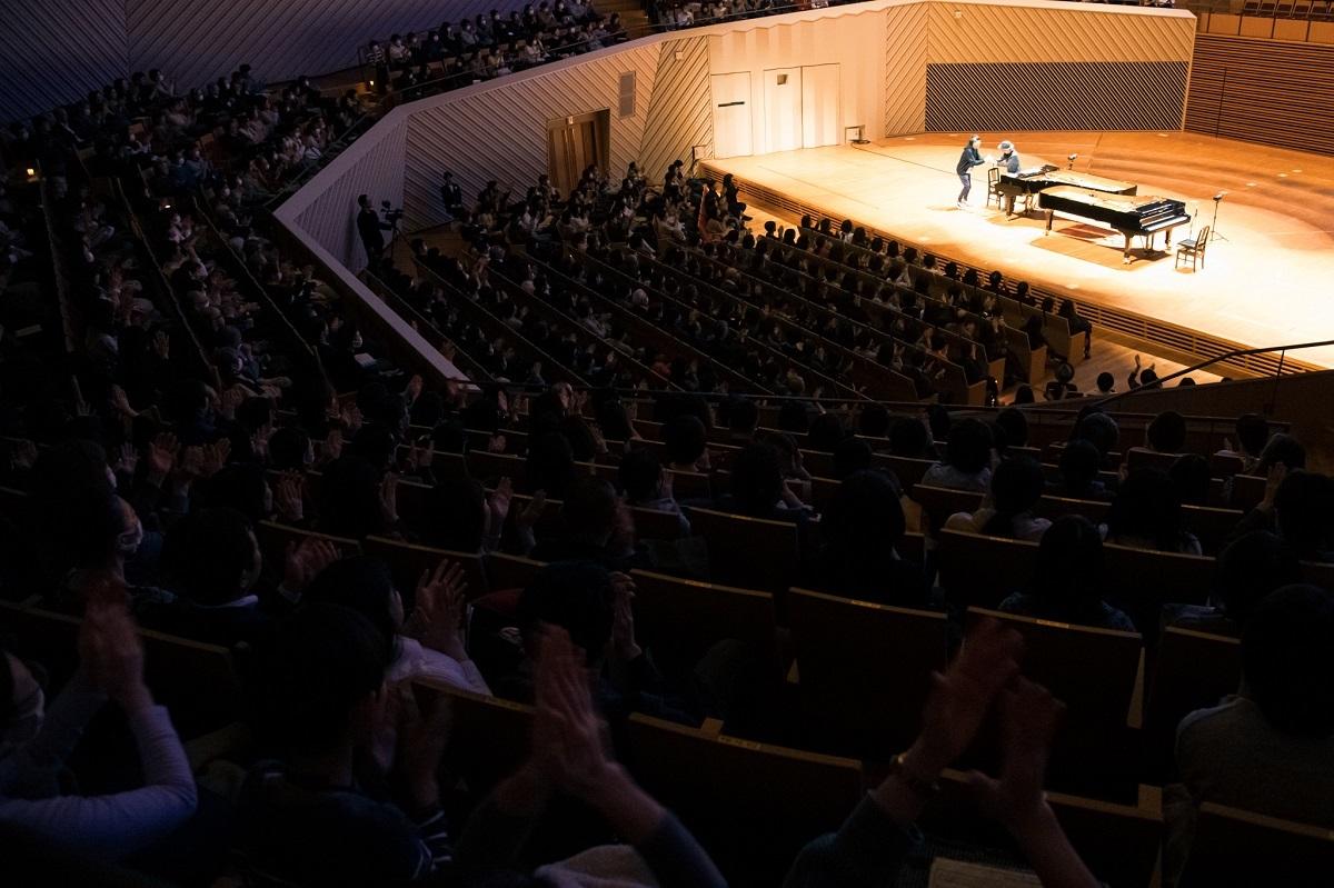 H ZETT M『ピアノ独演会』  Photo by Yuta Ito