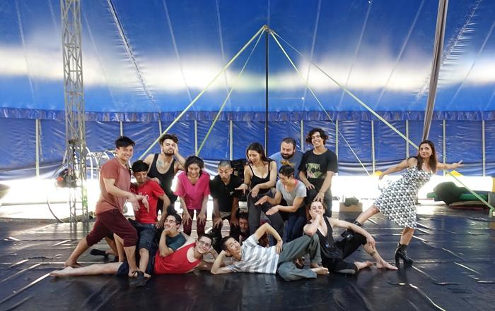 Circo del Mudo(チリのソーシャルサーカス)