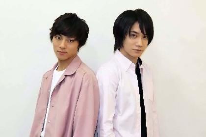 良知真次×永田崇人インタビュー「BOYSは全員が主役なんです」舞台『宝塚BOYS』