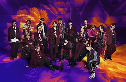 THE RAMPAGE、ABEMA『恋ステ』主題歌「MY PRAYER」を表題曲にしたニューシングルを12月に発売 新曲も2曲収録へ