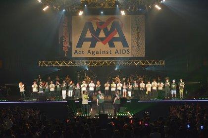 武道館にミュージカル俳優大集合!司会の三浦春馬らと大熱唱した「AAA」レポート