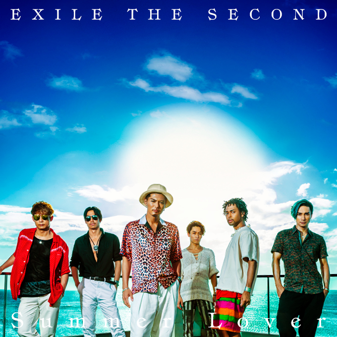 EXILE THE SECOND「Summer Lover」RZCD-86358