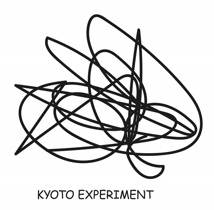 「KYOTO EXPERIMENT 京都国際舞台芸術祭」新ロゴ。 ©小池アイ子(KYOTO EXPERIMENT アートディレクター)