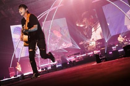 CNBLUE 日本デビュー5周年記念ツアーが開幕「日本でライブをするときは、本当に感無量!」