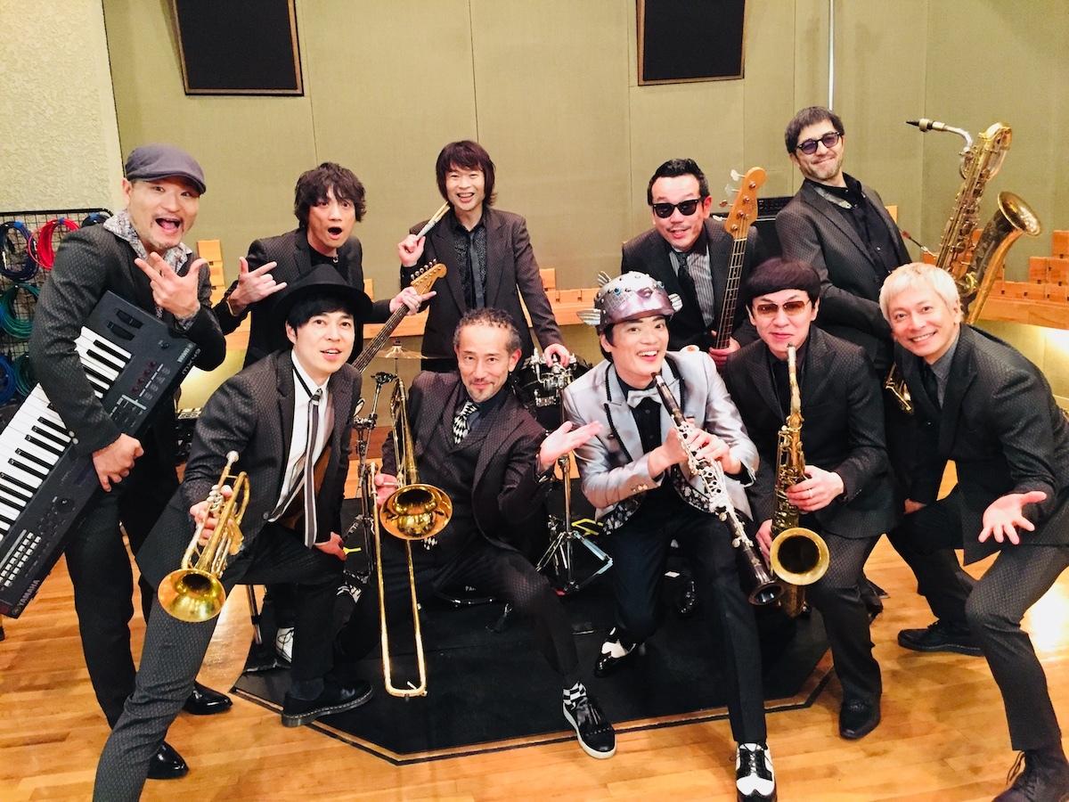 東京スカパラダイスオーケストラ×さかなクン