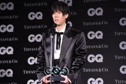 "RADWIMPS野田洋次郎「GQ」が選ぶ""今年活躍した男""に、元SMAP3人も"