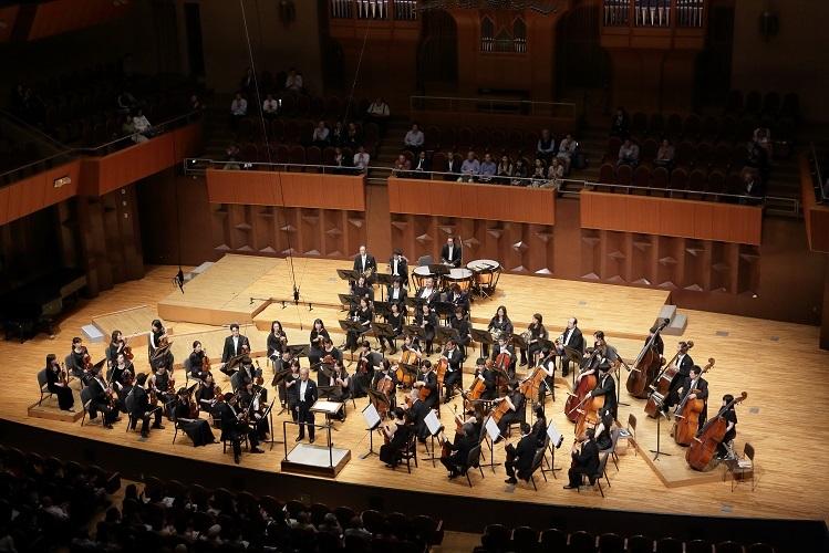 巨匠 外山雄三と大阪交響楽団の演奏は聴き逃せない     (C)飯島隆