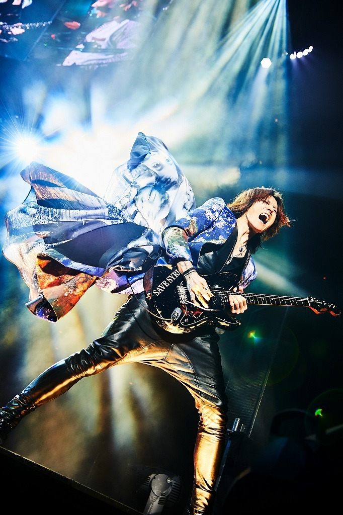 LUNA SEA / SUGIZO 2018.5.29 日本武道館