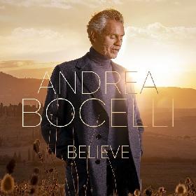 アンドレア・ボチェッリ、ニュー・アルバムから先行トラック「ユール・ネヴァー・ウォーク・アローン」をリリース MVも公開
